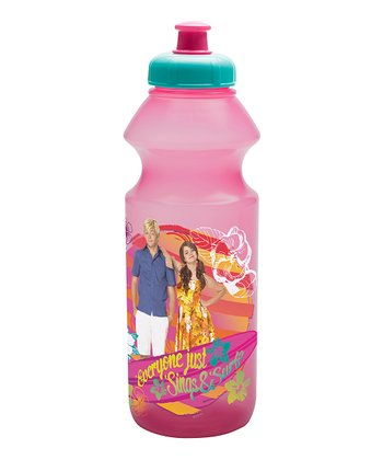 Pink Teen Beach 22-Oz. Water Bottle