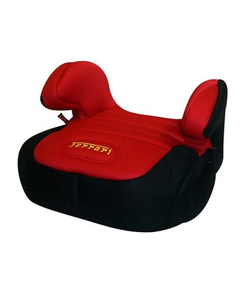 Red Dream Backless Booster Seat