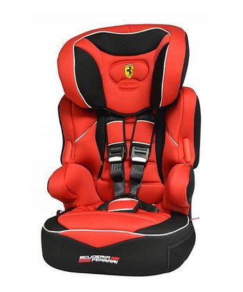 Red Beline Toddler Car Seat