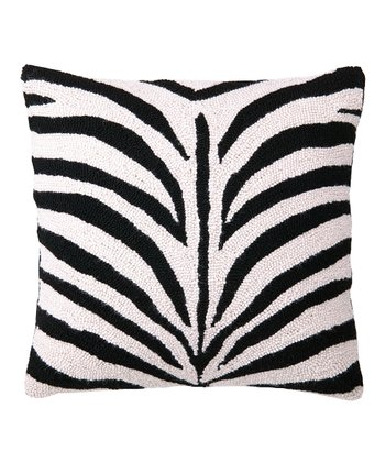 Zebra Hook Pillow