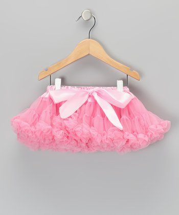 Pink Bow Tutu - Infant, Toddler & Girls