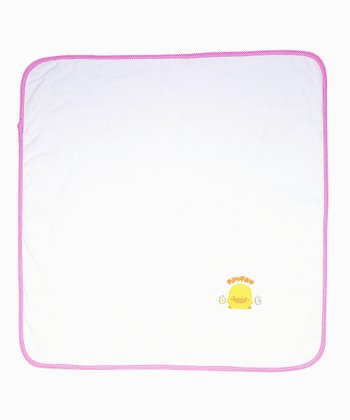 Pink Ducky Towel/Blanket