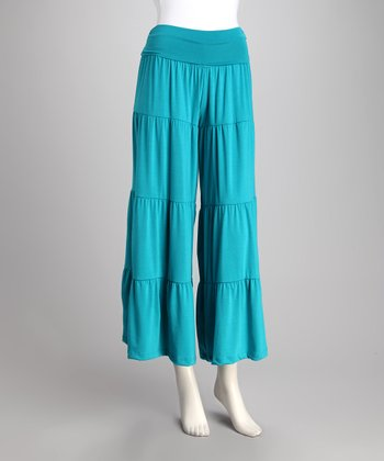 Jade Wide-Leg Pants