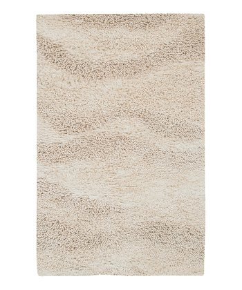 Tan Berkley Wool Rug