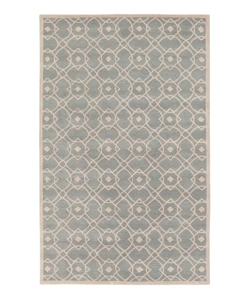 Stormy Sea Goa Wool Rug