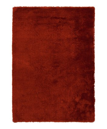 Rust Red Heaven Rug