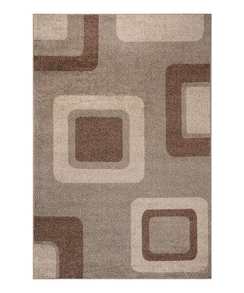 Elephant Gray Lotus Rug