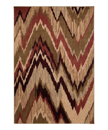 Camel & Coffee Riley Rug