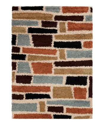 Black & Brown Rosario Rug
