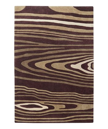 Dark Brown Cosmopolitan Rug