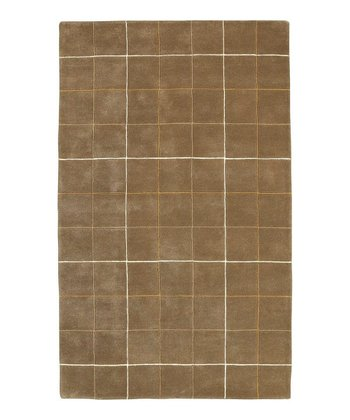 Brindle Goa Wool Rug