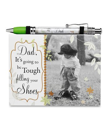 'Dad' Notepad & Banner Pen Set