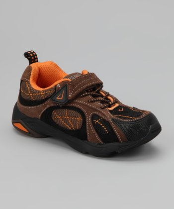 Tan & Black Trail Seeker Sneaker