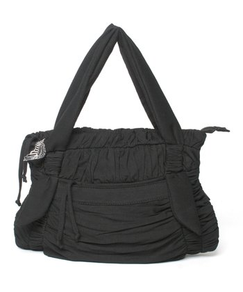 Black Rainforest Satchel