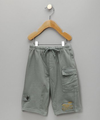 Forest Fun Shorts - Infant, Toddler & Boys