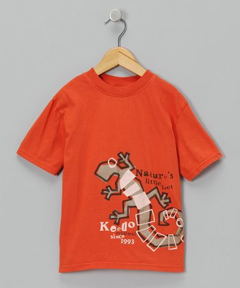 Spice Gecko Tee - Infant & Toddler