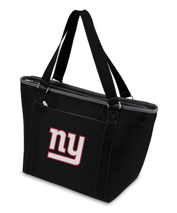Black New York Giants Topanga Cooler Tote