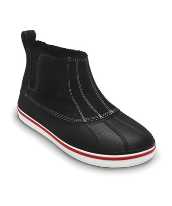 Black & White AllCast Duck Boot - Men