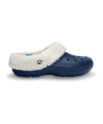Navy & Oatmeal Mammoth EVO Clog - Women & Men