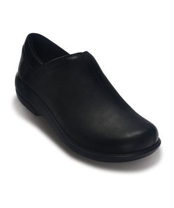 Black Crocs™ Work Chelea Shoe - Women