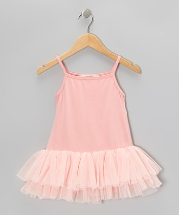 Pink Tutu Tunic - Toddler & Girls
