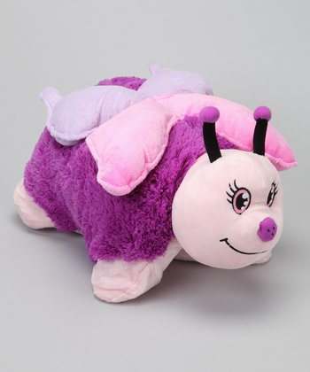 Fluttery Butterfly Pillow Pet