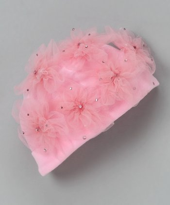 Pink Dream Baby Beanie - Infant