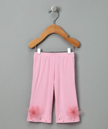 Pink Dream Baby Pants - Infant & Toddler
