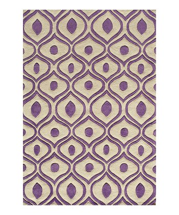 Purple Olympic Rug