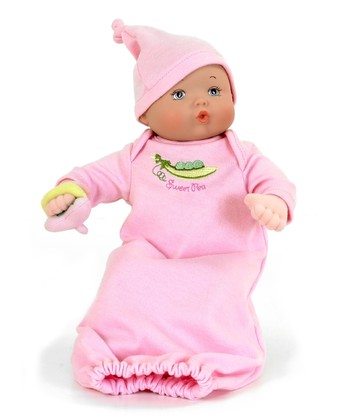 Sweet Pea Diaper Doll
