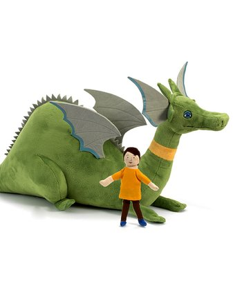 Puff the Magic Dragon & Jack Doll Set