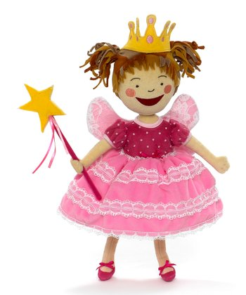 Pinkalicious Washable Doll
