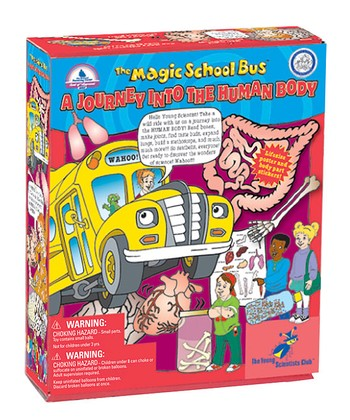 Magic School Bus: The Human Body Kit