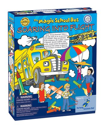 Magic School Bus: Soaring into Flight Kit