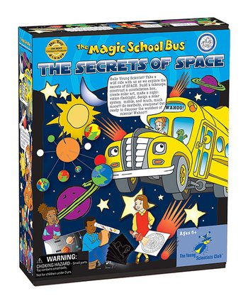 Magic School Bus: Secrets of Space Kit
