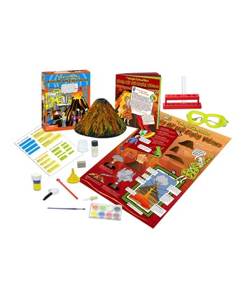 Magic School Bus: Erupting Volcano Kit