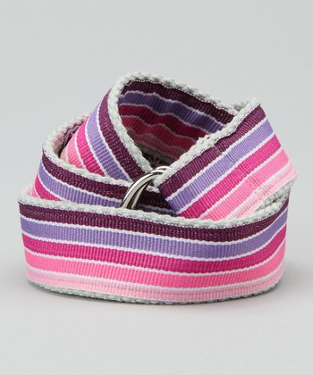 Pinkle Toes D-Ring Belt