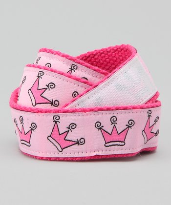 Pretty Princess Velcro Belt