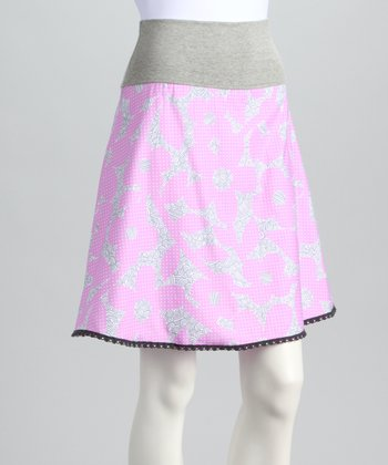 Lavender Fields Skirt - Women
