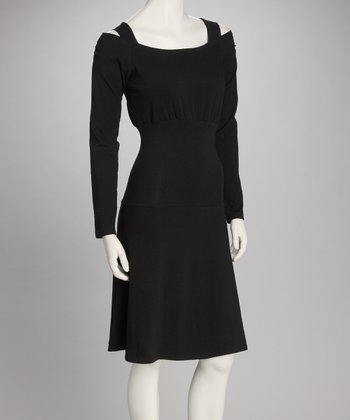 Black Must-Have Dress - Women