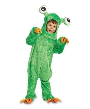 Monster & Me Goofy Gulmby Dress-Up Outfit