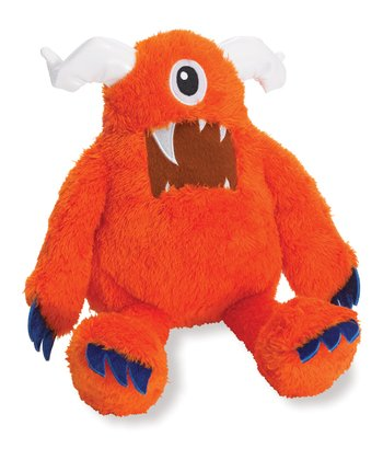 Monster & Me Wild Woobly Soft Toy