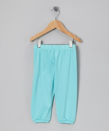 Pool Blue Organic Sweatpants