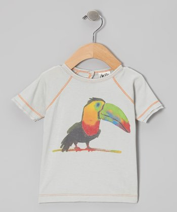 Silvermoon Toucan Organic Tee - Infant