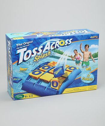 Toss Across Splash Game
