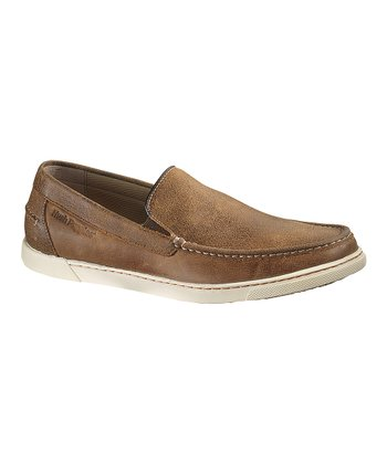 Tan Winns Loafer - Men
