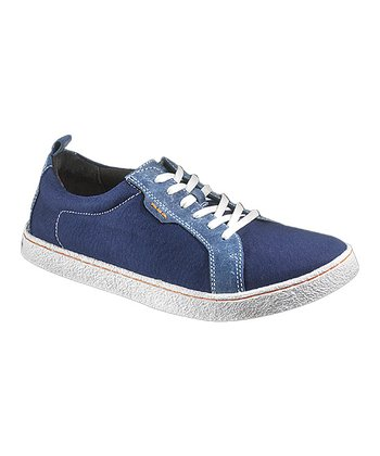 Navy Locksmith Sneaker - Men