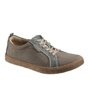 Olive Green Locksmith Sneaker - Men