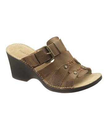 Brown Havana Sandal - Women
