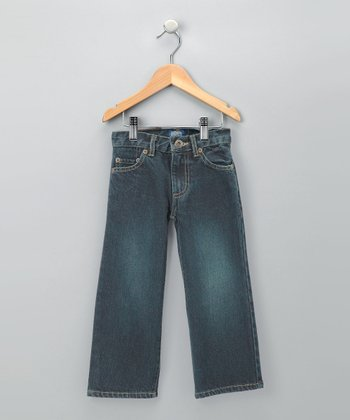 Indigo Denim Jeans - Infant, Toddler & Boys